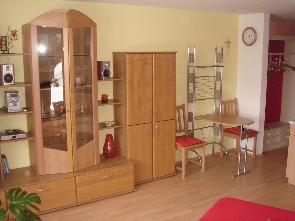 Ferienwohnung stra er wohnung for 55 qm wohnzimmer